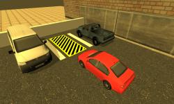 Pro Parking 3D Free screenshot 2/6