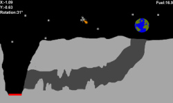 Galactic Landing Free screenshot 6/6