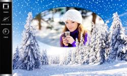 Winter Photo Frames Free screenshot 4/6