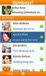 Nimbuzz Lite screenshot 1/3