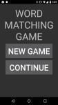 Word Matching Game screenshot 4/4
