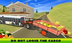 Hill Farm Truck Tractor 3D screenshot 4/5