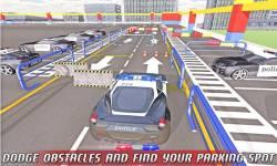 Multistorey Police Car Parking screenshot 3/4