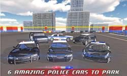 Multistorey Police Car Parking screenshot 4/4