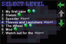 Lunar Caver - Retro Space Arcade screenshot 4/5