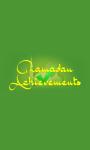 Ramadan Achievements app screenshot 1/2