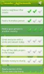 Ramadan Achievements app screenshot 2/2