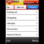 HotDeals on Java screenshot 4/6