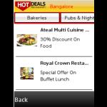 HotDeals on Java screenshot 5/6