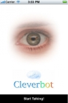 Cleverbot HD screenshot 1/1