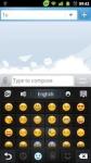 Go Keyboard screenshot 4/6