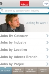 Adecco Thailand Jobs & Knowledge Center screenshot 1/1