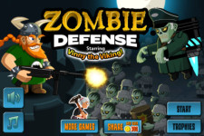 Zombie Defense Pro screenshot 1/5