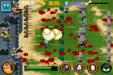 Zombie Defense Pro screenshot 3/5
