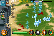 Zombie Defense Pro screenshot 4/5