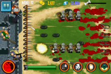 Zombie Defense Pro screenshot 5/5
