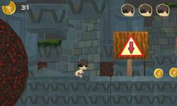 Tin runner: mario inspired screenshot 3/3