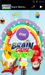 Brain Memory Game screenshot 1/4