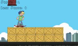 jumpy Skater screenshot 1/6