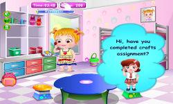 Baby Hazel Craft Time screenshot 3/6