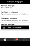 Pirlo Live Wallpaper screenshot 2/5