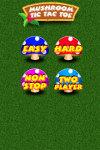 Mushroom Tic Tac Toe screenshot 1/6