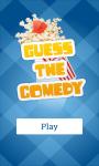 Guess The Comedy screenshot 6/6