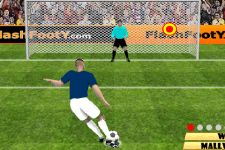 Football game: Penalty Shooters screenshot 1/2