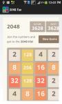 2048 Fun screenshot 1/3