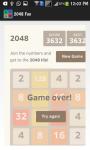 2048 Fun screenshot 2/3