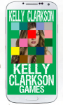 Kelly Clarkson Puzzle Games screenshot 3/6