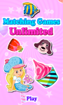 Matching Games Unlimited screenshot 1/4