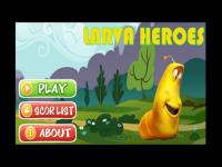 Larva Heroes Adventure screenshot 1/3