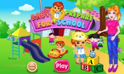 Baby Prepare For School screenshot 1/6