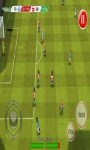 Striker soccer 2 screenshot 4/6