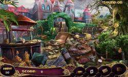 Mystery man at Hunted House Escape Hidden Object screenshot 5/5