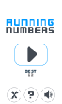 Running Numbers Delete screenshot 1/4
