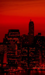 Red Sky At Night New York City Live Wallpaper screenshot 1/4