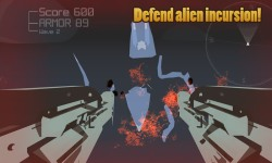Fallen Aliens screenshot 1/4