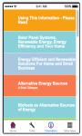 Alternative Energy Sources screenshot 2/5