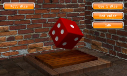Board Game Dices 3D screenshot 1/6