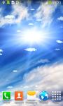 Beautiful Sky Live Wallpapers screenshot 2/6