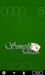 Simply Solitaire EBS screenshot 1/4