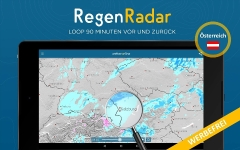 RegenRadar Pro optional screenshot 1/6