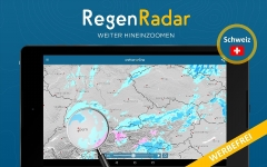 RegenRadar Pro optional screenshot 2/6