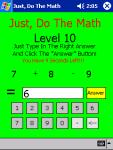 Just, Do The Math screenshot 1/1