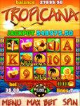 Mobile Slots - BlackBerry 480x320 screenshot 1/1