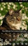 Cat Calendar screenshot 1/3