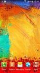 Galaxy Note 3 Live Wallpaper screenshot 1/2