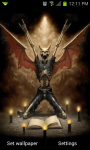 Hell King Live Wallpaper screenshot 2/3